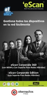 eScan Corporate 360 - Enterprise