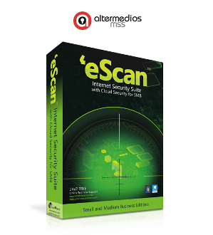 eScan Internet Security con Seguridad en la Nube