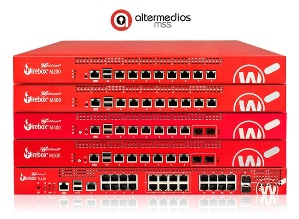 WatchGuard Firebox M200 - M300 - M400 - M500 - M440